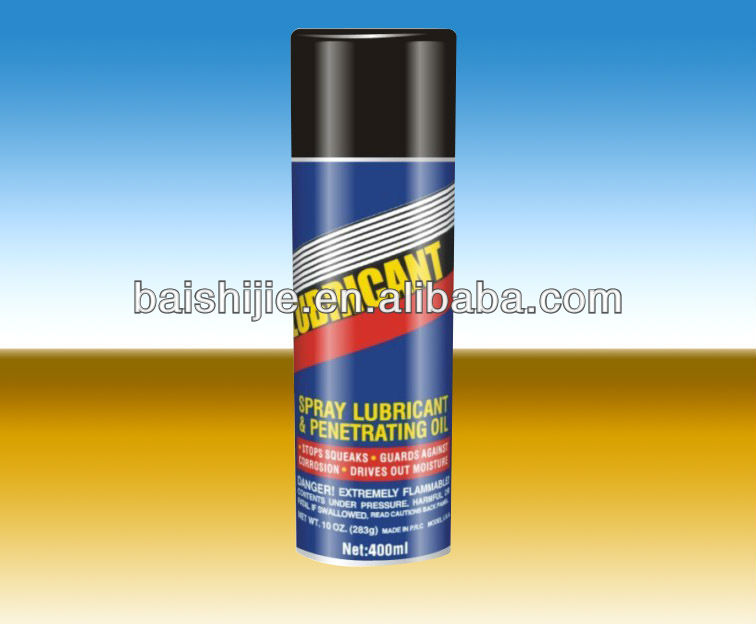 Multi-Purpose Anti-Rust Lubricant