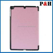 Shockproof Stand Leather Case for ipad air kids shock proof case for ipad