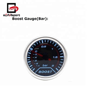 eCARsport 52mm Boost Gauge Bar