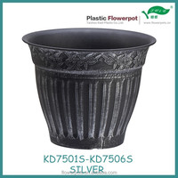 ANTIQUE STYLE Large garden decoration plastic flower pot