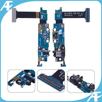 For Samsung Galaxy S6 Charging Port Flex Cable, For Samsung Galaxy S6 G920V USB Charger Dock Connector