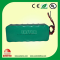 D size Long cycle 24v 9000mAh nimh battery pack
