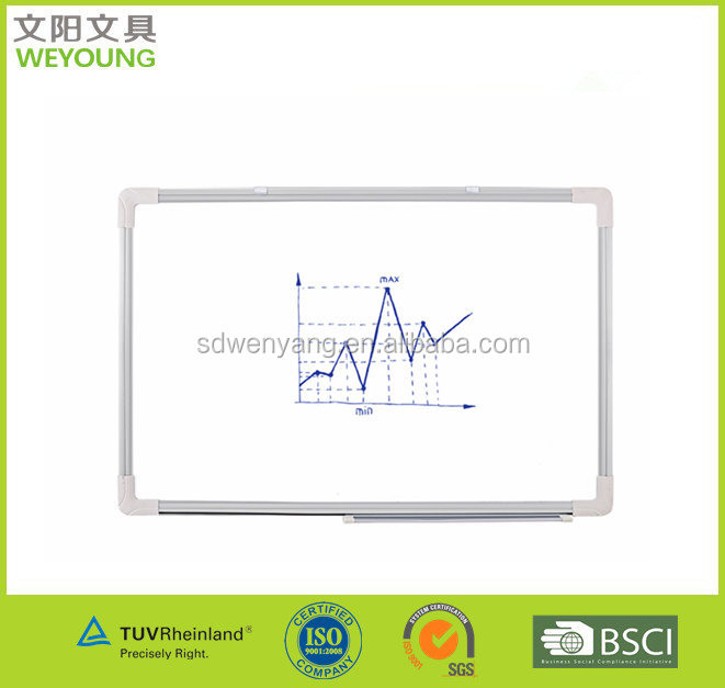 Dry Erase Magnetic 30*40cm Smooth Surface Memo Writing Board Whiteboard