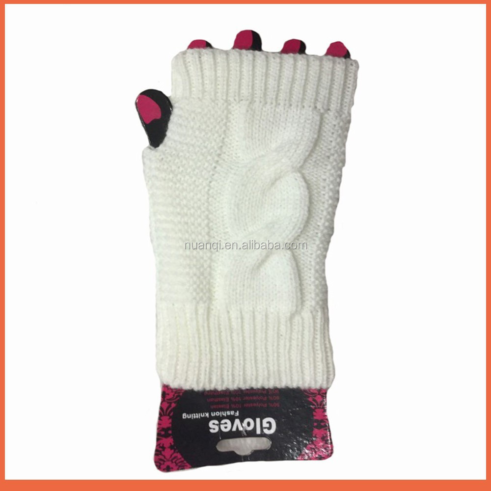 2015 Newest Fashion and Popular Knit Bicycle Motorcycle Glove