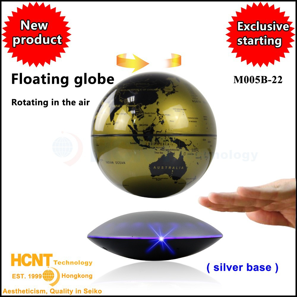 2018 New <strong>toys</strong>, HCNT floating globe (M005B-22)
