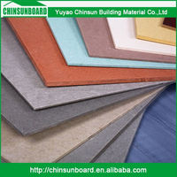 Durable Eco-Friendly Finely Processed Roofing Fiber Cement Board