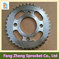 CG125 Motorcycle Chain Sprocket Wheel for Africa