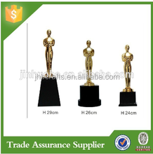 Supplier Lowest Pries Resin Oscar Trophy