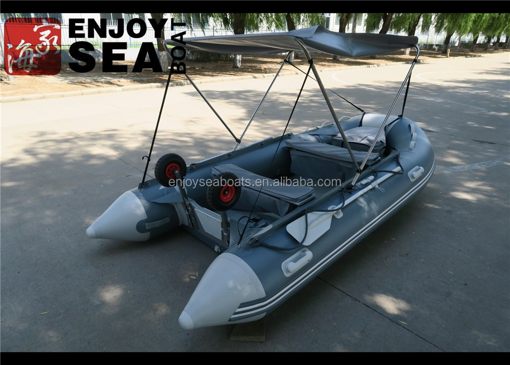 CE 0.9 or 1.2mm pvc 10person foldable China Inflatable <strong>boat</strong> for sale