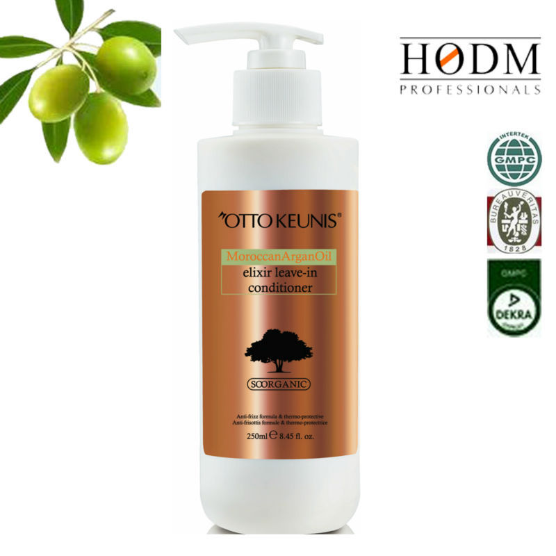 Hair Care Products In Bulk Organic Argan Oil Manufacturer Hydrating Leave-In Conditioner