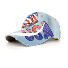 New Arrival High Quality Cap Painters Caps Wholesale Butterfly USA Flag Graffito Hat
