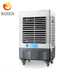 300-12000 m3h big air flow hot selling large standing Industrial Portable Evaporative commercial air Cooler fan for warehouse