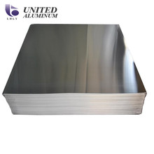 Mill Finish Aluminum Sheet And Plate Alloy 1050 1060 1100 3003 3102 8011