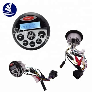 Waterproof Blue TOOth auto Controller/ USB/ MP3 player for UTV/ATC/Jacuzz/ Marine/Golf cart/Haverster