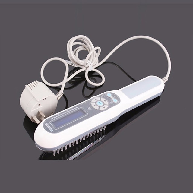 Newest portable medical aesthetic diagnostic equipment phototherapy lamp