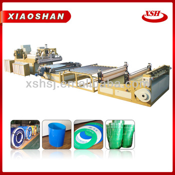China Professional supplier of plastic extruder machinery
