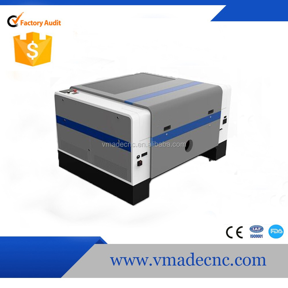 VLC-1309 Optional Company Logos co2 laser marking equipment for sale,CO2 Laser cutting machine for wood/plastic/porcelain