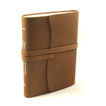 Wholesale Classic Genuine Leather Journal,Handmade Leather Travel Writing Diary/Notebook/Sketchbook