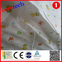 organic cotton muslin fabric rolls factory