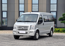 LHD/RHD dongfeng mini van bus with 11seats for passenger