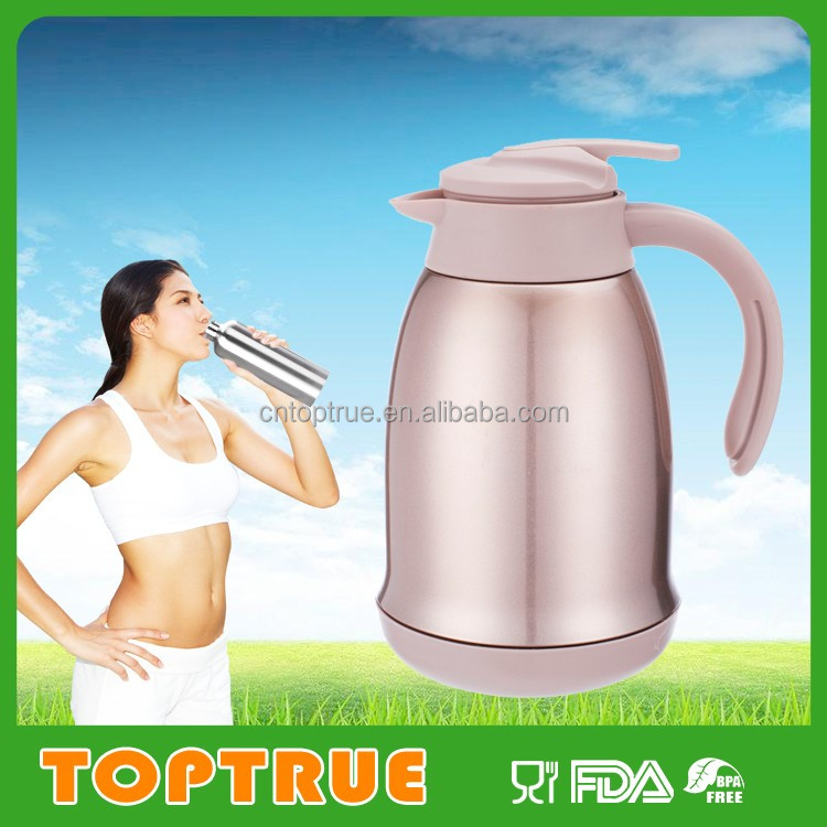 Stainless Steel 5Liter Tiger Vacuum Flask Coffee Pot
