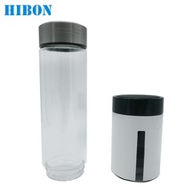 Professional and cheap alkaline water ionizer machines commercial hydrogen water bottle