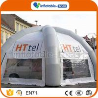 China factory outdoor camping inflatable air dome tent classic event inflatable tent for party