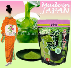Green tea (low sugar)Japanese matcha green tea ice cream powder healthy drinks