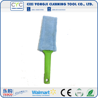 Trustworthy China Supplier microfiber flat pp corner dusters