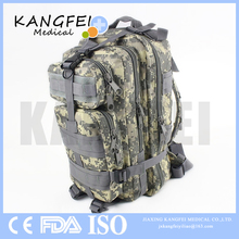 2017 New Arrival KF268 Wilderness Survival military emergency tactical first aid backpack