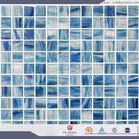 swimming pool mosaic tiles blue color swimming pool glass mosaics mosaic bathroom tiles