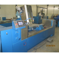 gravure double-head grinding machine for cylinder making