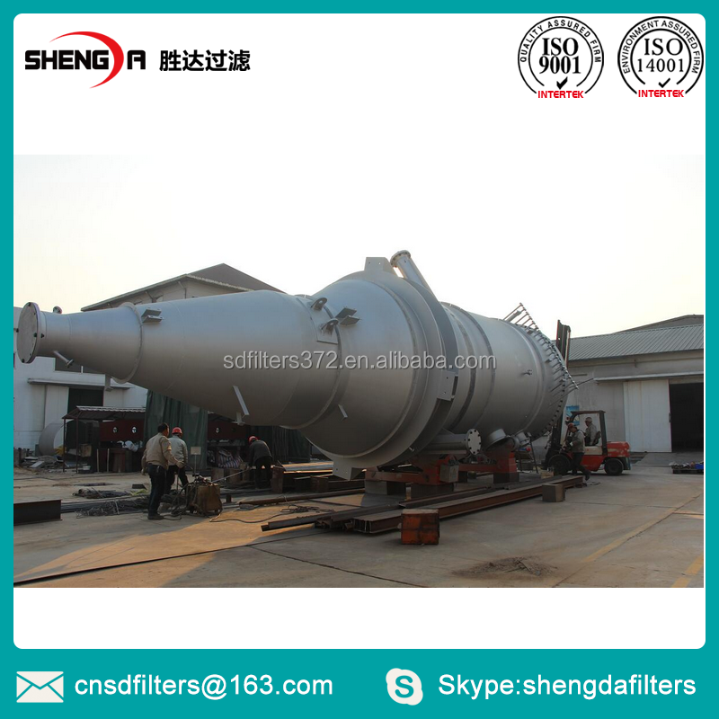 High Pressure vessel with ASME certification