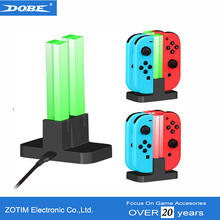 DOBE TNS-875 Charger Dock Charging Station Stand For Nintendo Switch Console