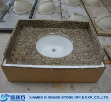 Stylish cheap granite custom bathroom vanity tops bar top