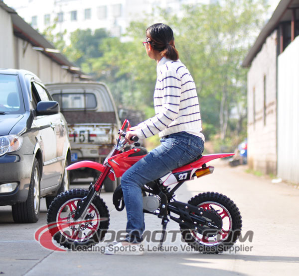 import 49cc mini dirt bike from china manufacturer