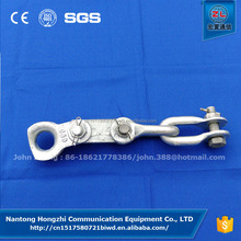 Standard Preformed terminal helix tension clamp for ADSS /OPGW/ACSR