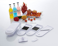 Hot Selling MUltifunctional Plastic Kitchen Slicer/Chopper/Cutter