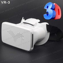 Wholesale alibaba home personal theater 3d google cardboard glasses passive 3d glasses compatible with mobilephone