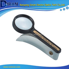 MG18142 Portable Metal Tweezers Finding Tools Magnifying Glass