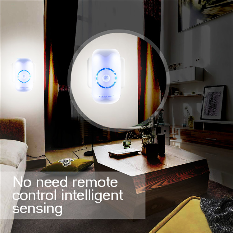 16 Classic Quality AC Plug Operated Toliet Night Light 18 LEDS Baby Motion Sensor Night Light
