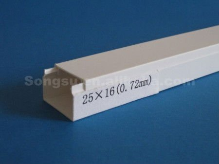Competitive price external plastic cable protection cover in popular size