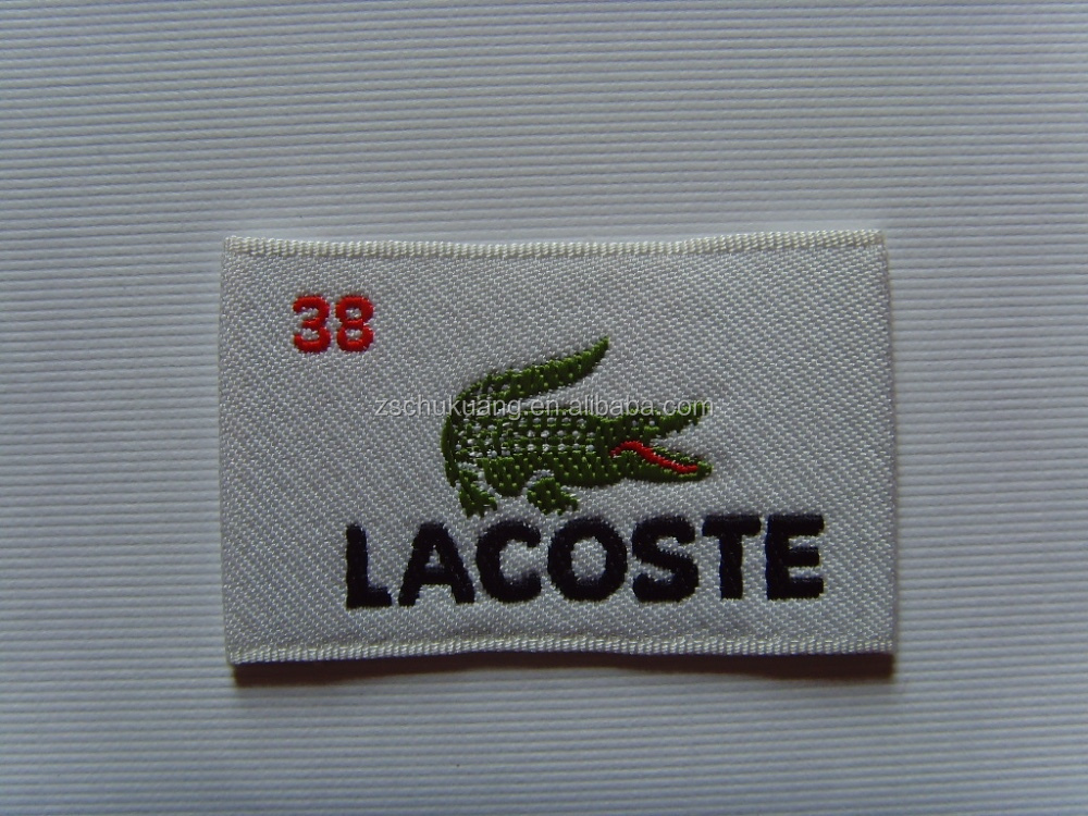 Custom Woven <strong>Label</strong>/Woven Tag/Care Labe