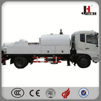 Trailer Mounted Concrete Pumps For ASEAN Market