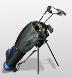 Custom golf stand bag with Nylon golf gun bag