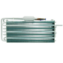 cooling condensator stainless steel tube tube and fin condenser air cooler fan for stainless steel plate