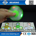 Factory direct sale LED hand spinner fidget LED fidget spinners