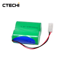 ER26500 7.2V 9000mAh Li-SOCI2 lithium battery pack