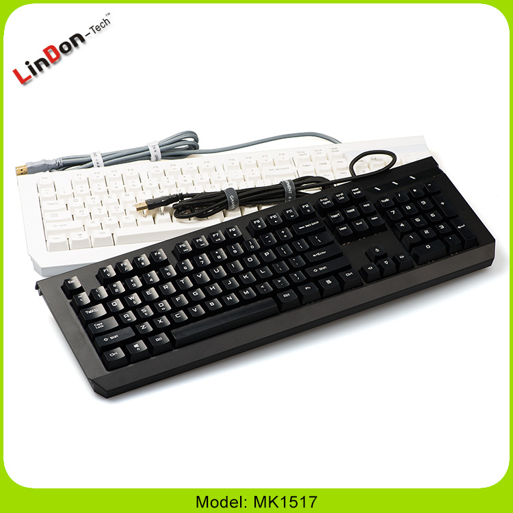 Best Cheap Multimedia PC USB Wired Mechanical Keyboard MK1517