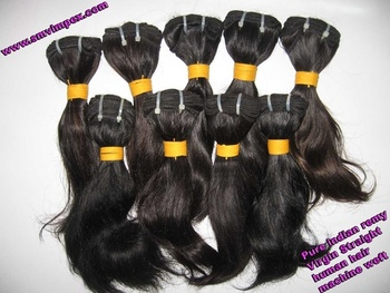 perfect 5A grade natural indian wave human hair best new arrival hairs